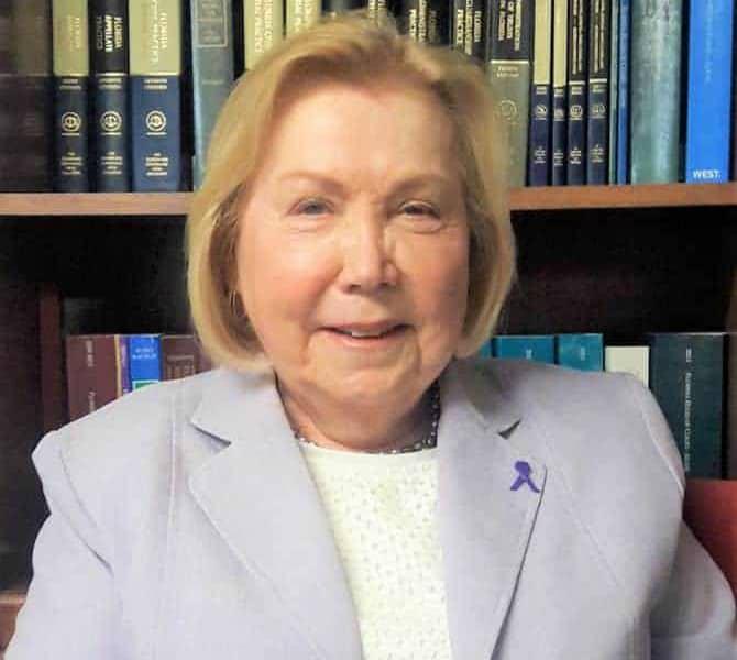 Joan Hook Board Certified Elder Law Attorney